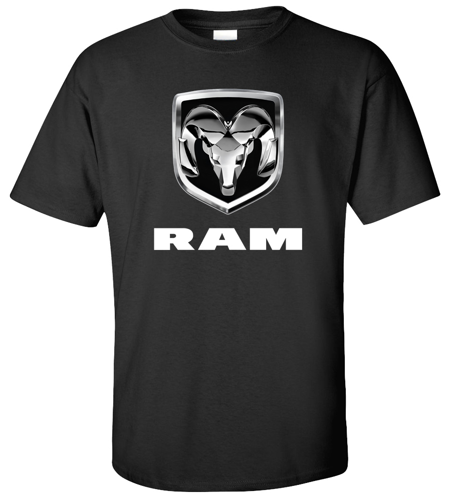 dodge ram t shirt monster mud truck tee