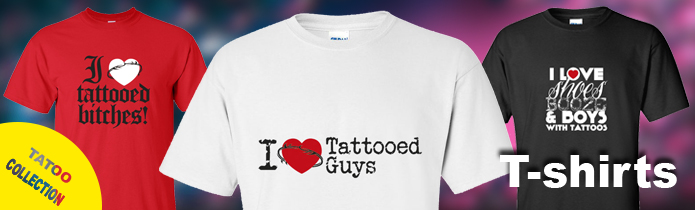 Tattoo T-shirts