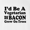 I'd Be A Vegetarian T-Shirt