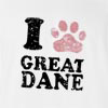 I Great Dane T-Shirt