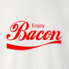 Enjoy Bacon Crew Neck Sweatshirt