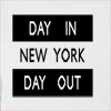 Day In New York Day Out Hooded Sweatshirt