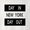 Day In New York Day Out Crew Neck Sweatshirt