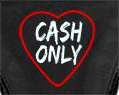 Cash Only Sexy Thong Underwear