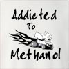Addicted To Methanol Crew Neck Sweatshirt