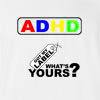 ABHD Got My Level What's Yours ? T-Shirt
