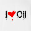 I Love Oil T-Shirt