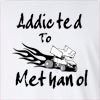 Addicted To Methanol Long Sleeve T-Shirt