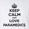 Keep Calm And Love Paramedics Long Sleeve T-Shirt