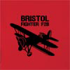 Bristol Fighter F2B Hooded Sweatshirt