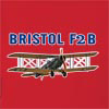 Bristol Fighter F2B-004 Hooded Sweatshirt