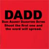 Dadd Dads Against Daughters Dating Shoot The First one And The Word   Will Spread. Hooded Sweatshirt