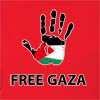 Free Gaza Hooded Sweatshirt