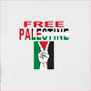 Free Palestine Hooded Sweatshirt