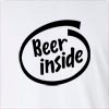 Beer Inside Long Sleeve T-shirt
