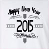 Happy New Year 2015 Long Sleeve T-shirt