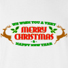 We Wish You a Very Merry Christmas and Happy New Year Hooded Sweatshirt