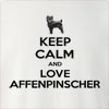 Affenpinscher Crew Neck Sweatshirt