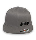 Jeep 02 logo Flex-fit Hat