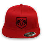 DODGE RAM Logo Flex-Fit Style Hat