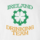 Saint Patrick's Day Ireland Drinking Team T-Shirt