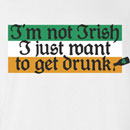 Saint Patrick's Day I'm Not Irish T-Shirt