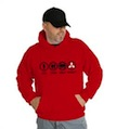 Bad Good Great Perfect Mitsubishi Hooded Sweatshirt