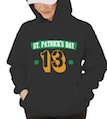 Saint Patrick's Day 13 Hooded Sweatshirt