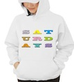 Saturdays Hooded Sweatshirt