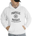 Particle Physics - The Best Things in Life Are Subatomic Hooded Sweatshirt