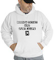 Book A Ticket And Just Leave Hooded Sweatshirt