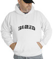 Bored Hooded Sweatshirt