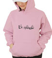 Be Optimistic Hooded Sweatshirt
