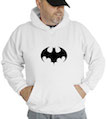 Batman Logo Hooded Sweatshirt
