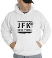 Final Destination JFK New York Hooded Sweatshirt