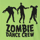 Halloween Zombie Dance Long Sleeve T-Shirt