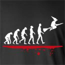 Halloween Man Evolution WitchLong Sleeve T-Shirt