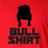 Bull Shirt  Long Sleeve T-Shirt
