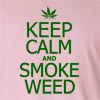 Keep Calm and Smoke Weed Long Sleeve T-Shirt