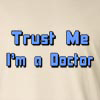 Trust Me I'm a Doctor Long Sleeve T-Shirt