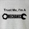 Trust Me I'm A Mechanic Crew Neck Sweatshirt