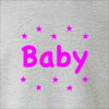 Baby Star Crew Neck Sweatshirt