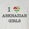 I love Abkhazian Girls T-shirt