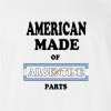 American Made of Argentina Parts T Shirt