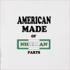 American made of nigeria parts Hooded Sweatshirt