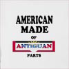American Made Of Uzbekistan Parts Hooded Sweatshirt