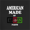 American Made of Afghanisthan Parts