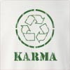 Recycle Karma Crew Neck Sweatshirt