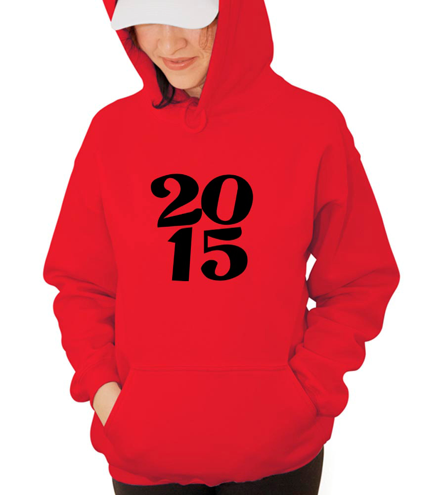 2015 Hooded Sweatshirt
