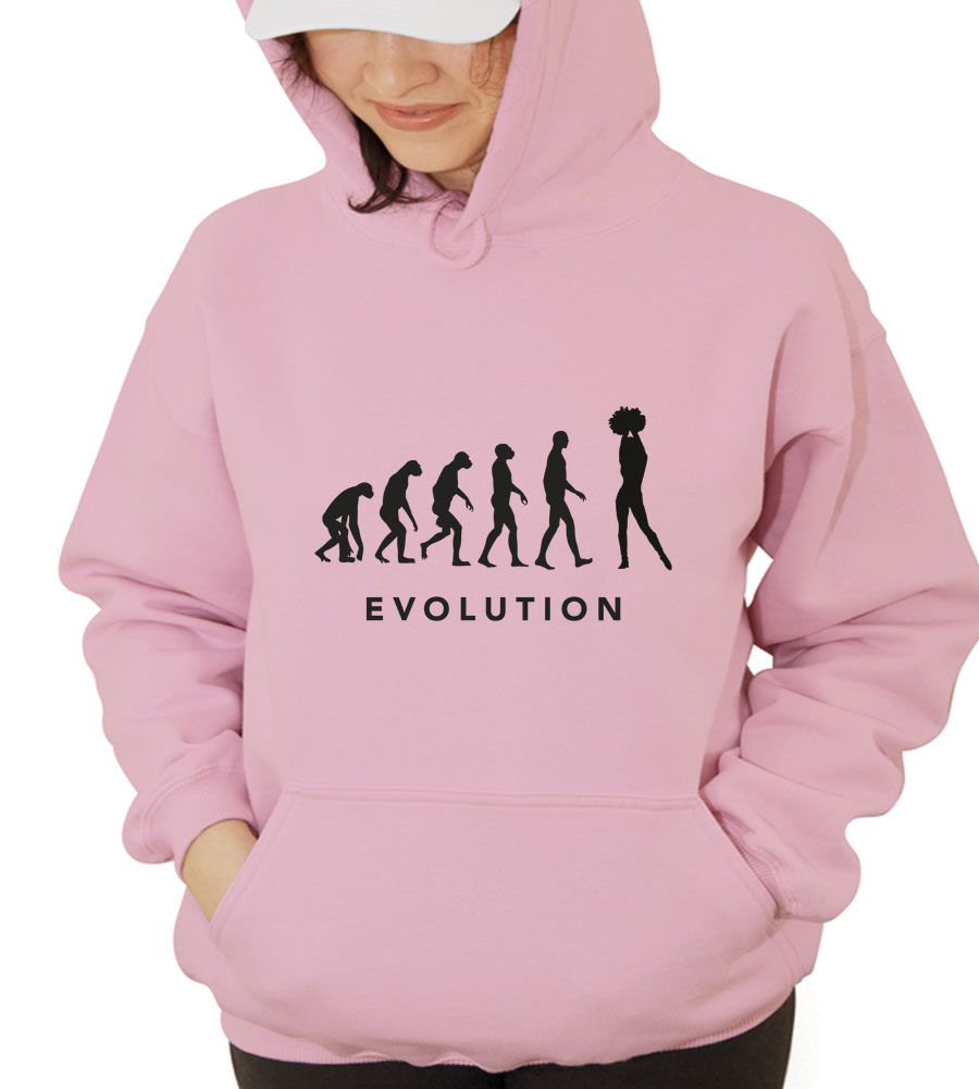Evolution Cheerleading Hooded Sweatshirt